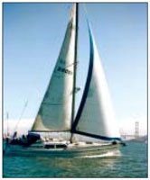 Photo of sailboat on the bay